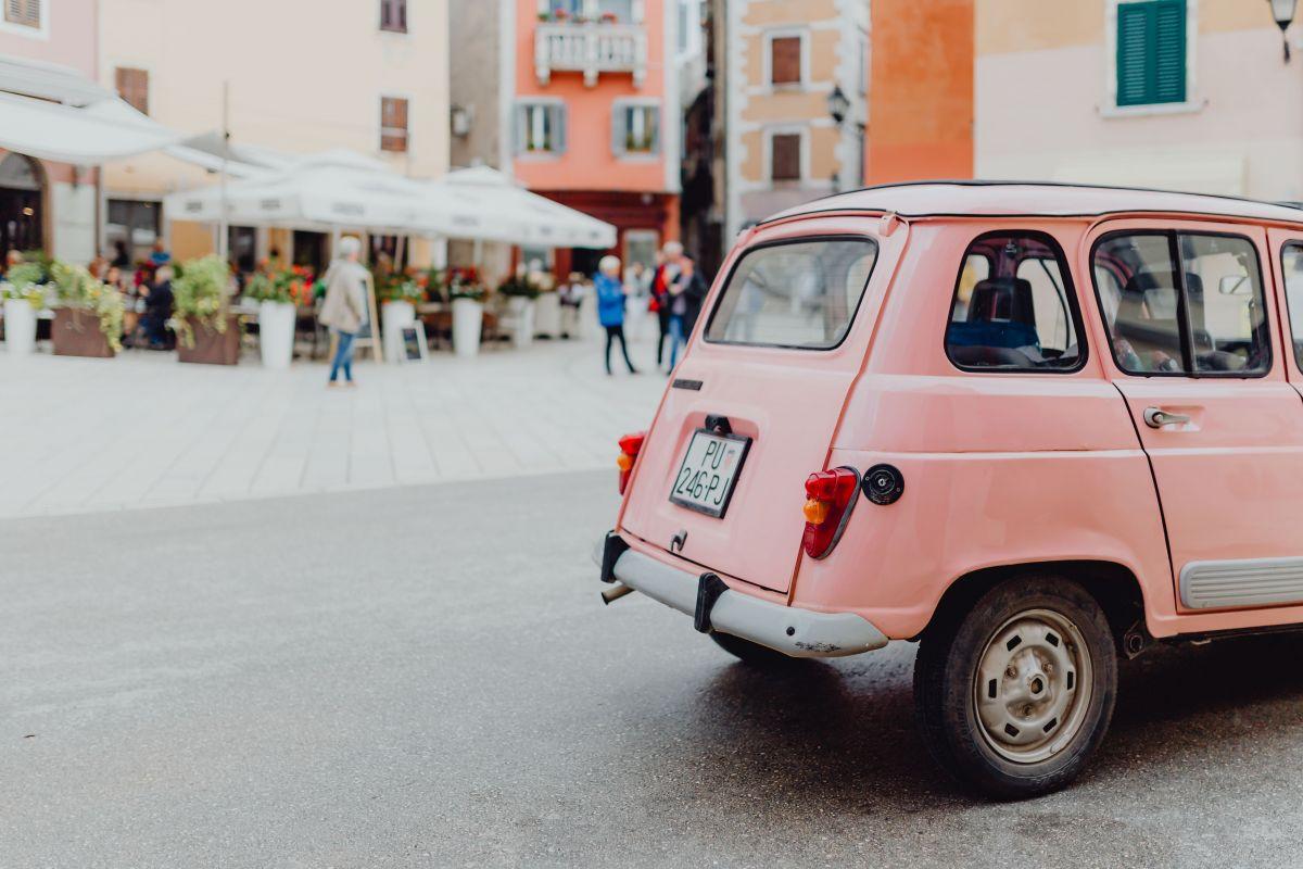 Renault 4 u Puli