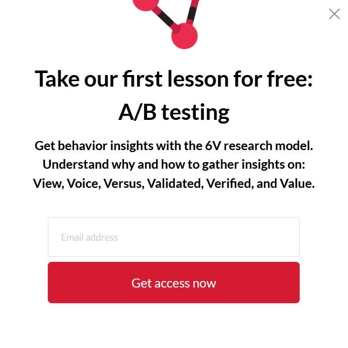a b test za cta
