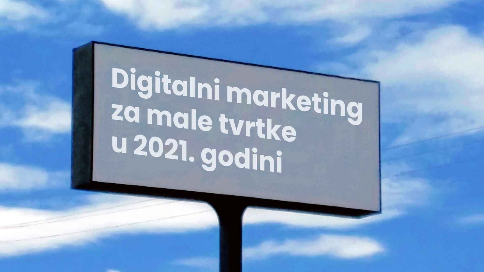 digitalni marketing 2021