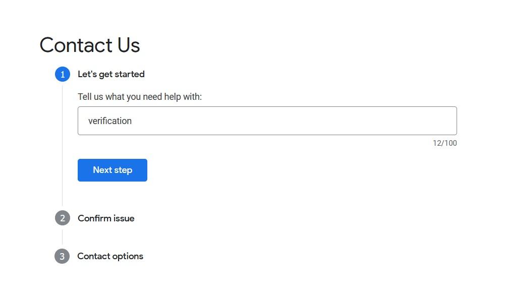 google my business verifikacija