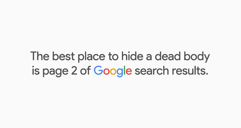 Kako biti prvi na Googlu