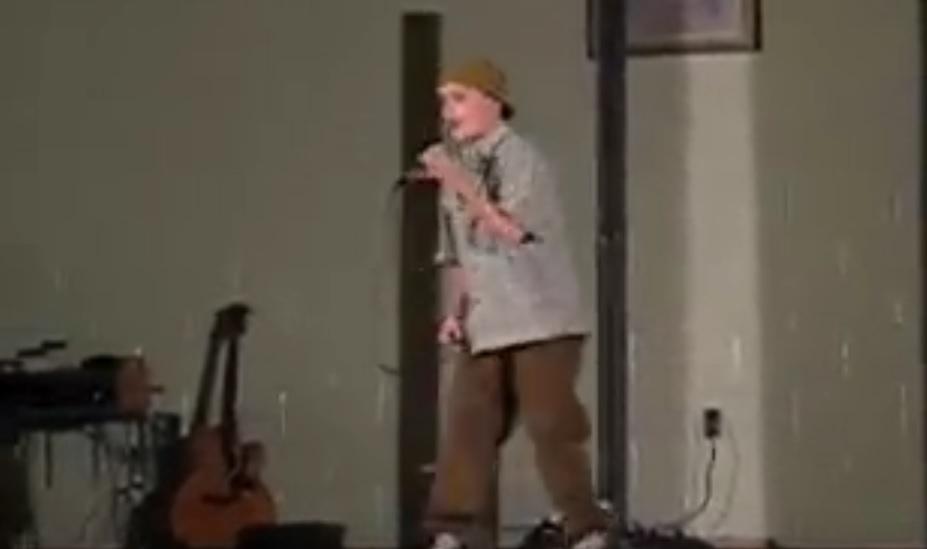 Justin Bieber - prvi video