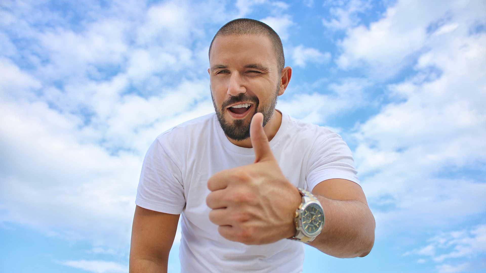 Kako poboljšati prodaju? Pustite bradu!