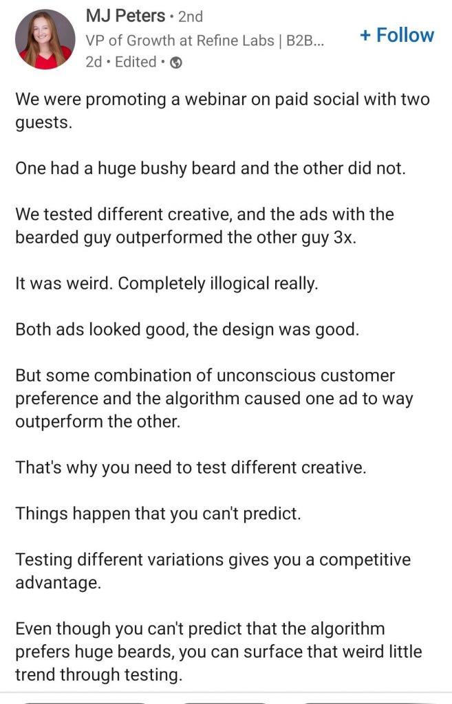 Kako povećati učinkovitost oglasa online