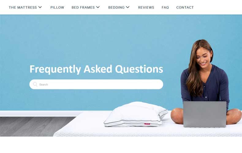 FAQ za web stranice