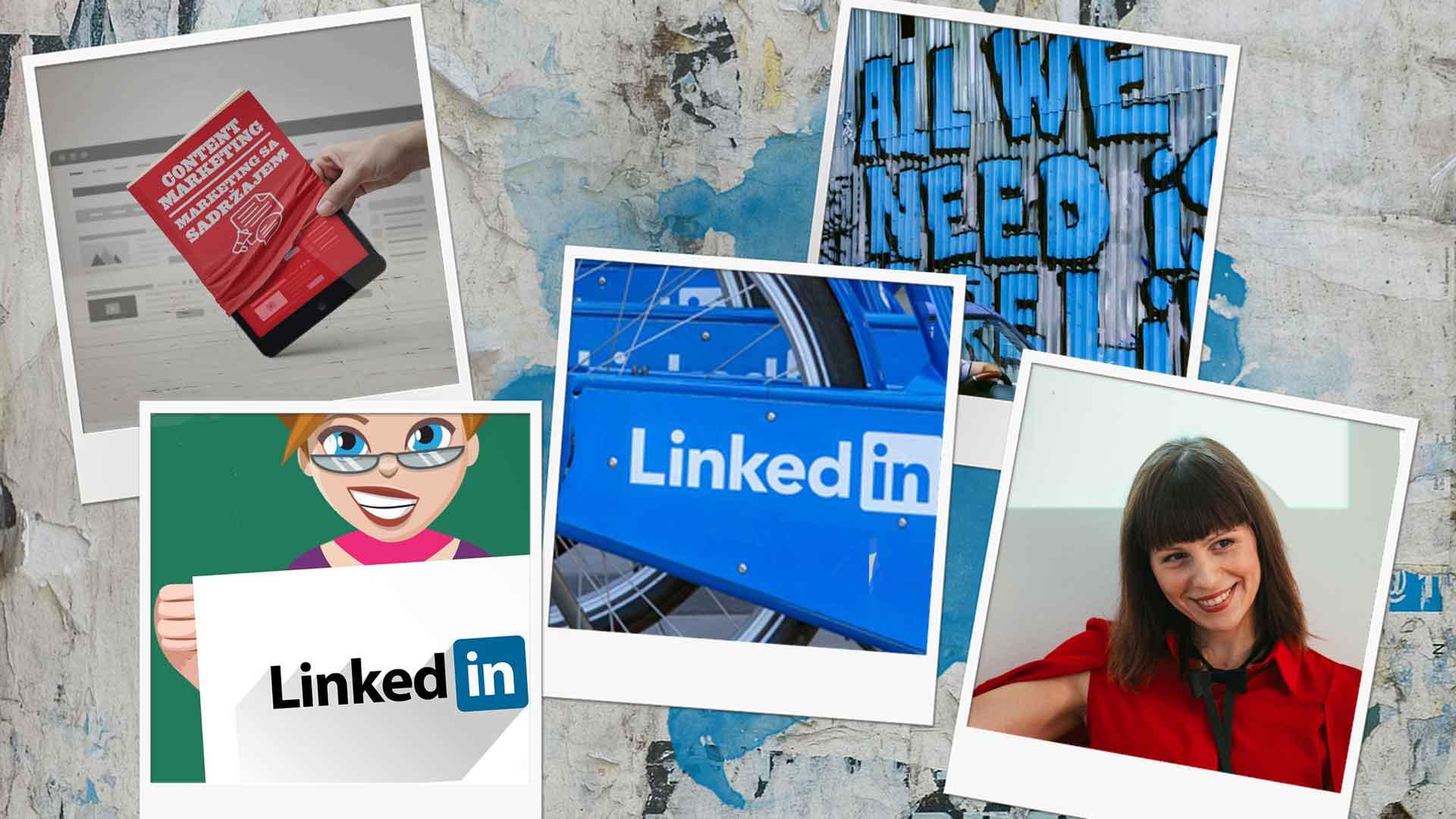 Kako biste izvukli najviše od objava, koristite preporučene dimenzije fotografija za LinkedIn