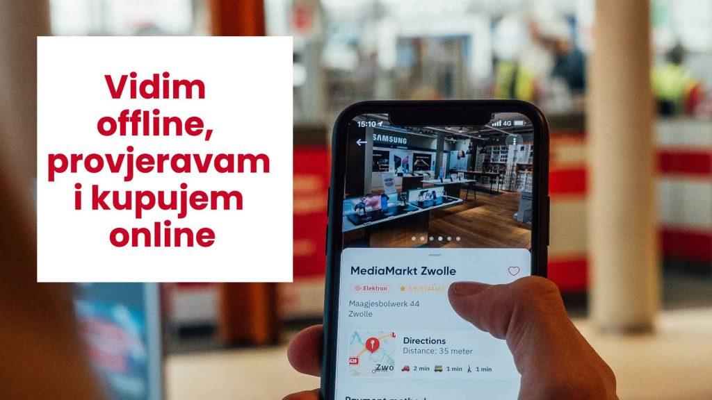 Offline i online shopping