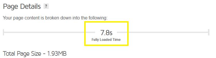 Kako ubrzati web stranicu